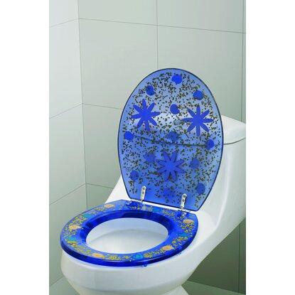 obi wc sitz carduma motiv seestern blau kaufen bei obi. Black Bedroom Furniture Sets. Home Design Ideas