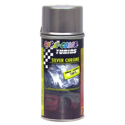 Dupli-Color Lackspray Tuning Silver Chrome 400 ml