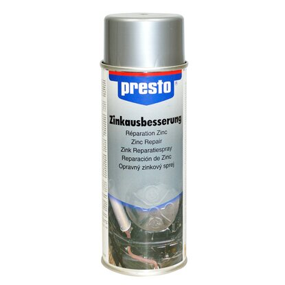 Presto Zinkausbesserung-Spray 400 ml