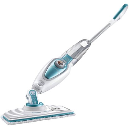 Black+Decker Dampfbesen Steam Mop FSM1620 S