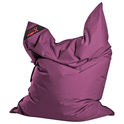 Sitting Point Sitzsack Big Foot Scuba 380 l Aubergine