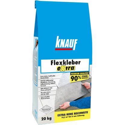 Knauf Flexkleber Extra Grau 20 kg kaufen bei OBI