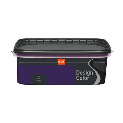 OBI Design Color Violet matt 2,5 l