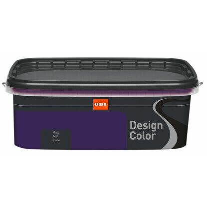 OBI Design Color Violet matt 1 l