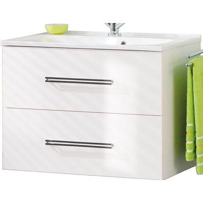 fackelmann waschbeckenunterschrank 80 cm como wei kaufen bei obi. Black Bedroom Furniture Sets. Home Design Ideas