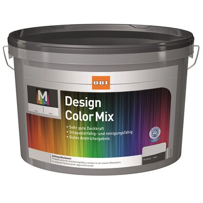 OBI Design Color Mix M2 matt 5 l