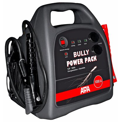 APA Autobatterie-Starthilfe Powerpack Bully 1.000 A