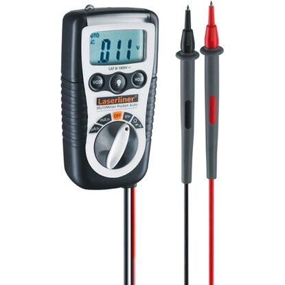 Laserliner MultiMeter-Pocket Auto