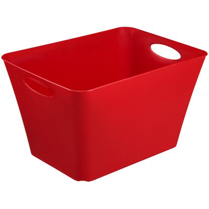 Rotho Living Box Rubinrot 44 l