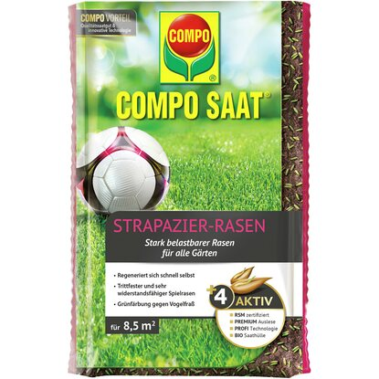Compo Saat Strapazier-Rasen 175 g