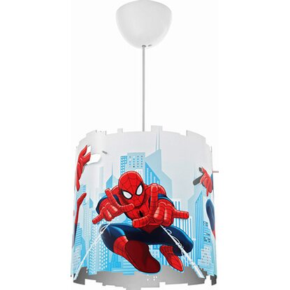 Philips Kinderleuchte EEK: E-A++ Disney Spiderman