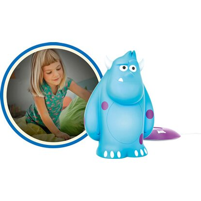Philips LED-Nachtlicht EEK: A Sulley