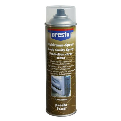 Presto Hohlraumschutz-Spray Transparent 500 ml
