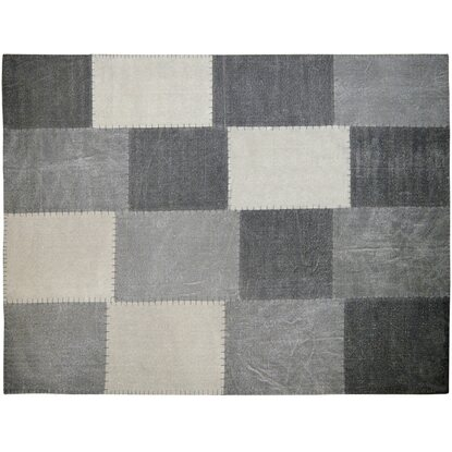 Kayoom Teppich Lyrical 110 Multicolor-Grau 200 cm x 290 cm