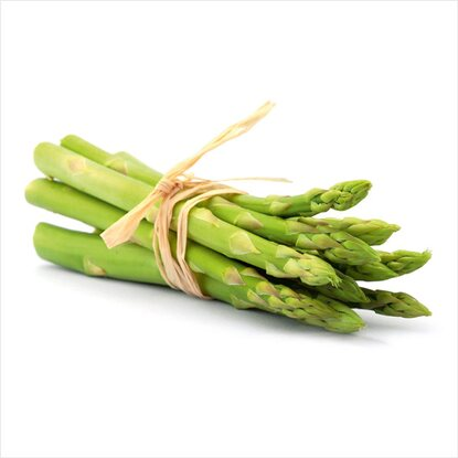 Eurographics Deco Glass Affiliated Asparagus 20 cm x 20 cm