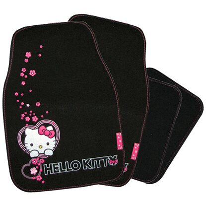 Hits4Kids Fußmatten-Set Hello Kitty 4-teilig