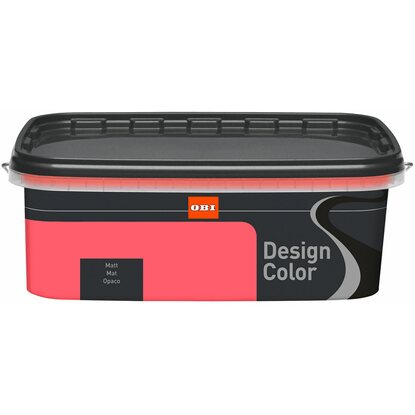 OBI Design Color Malve matt 2,5 l