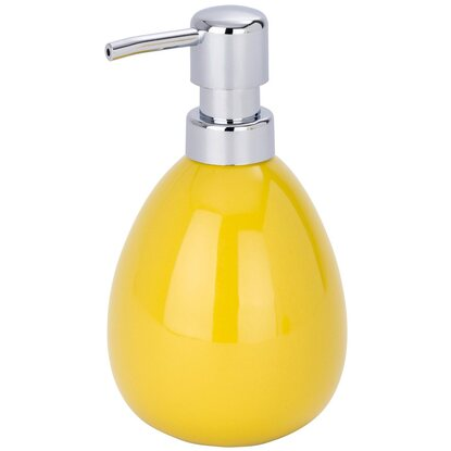 Wenko Seifenspender Polaris Yellow 390 ml