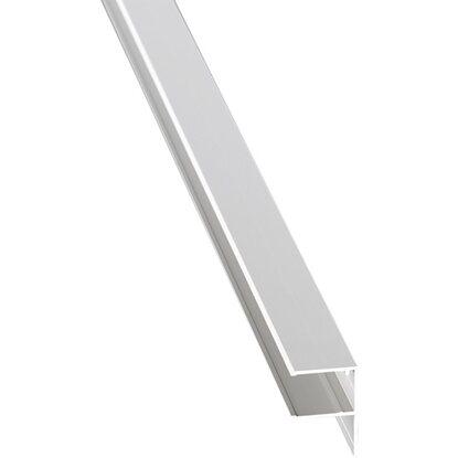 alu u profil 1 6 cm easy click quer eloxiert 500 cm kaufen bei obi. Black Bedroom Furniture Sets. Home Design Ideas