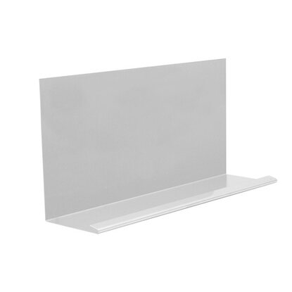 winkelblech mit wasserfalz zuschnitt 250 mm x 2 m alu. Black Bedroom Furniture Sets. Home Design Ideas