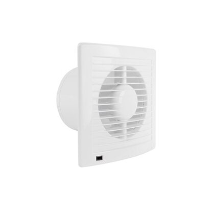 OBI Ventilator Air-Style System 125 mit Eco-Timer
