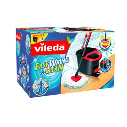 Vileda Easy Wring & Clean Wischmop-Set