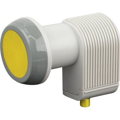Schwaiger Digital Single LNB Hellgrau