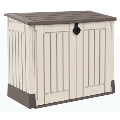 Keter Garten-Universalbox Store-it-out Beige-Braun