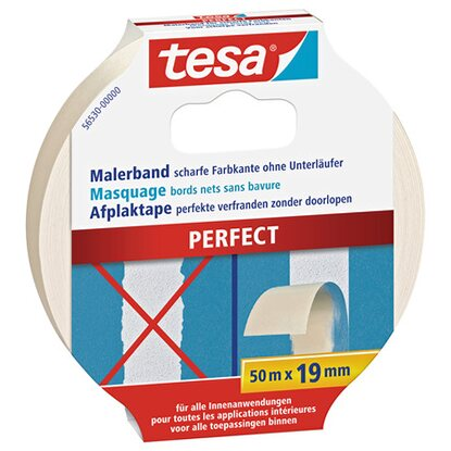 Tesa Malerband Perfect 50 m x 19 mm