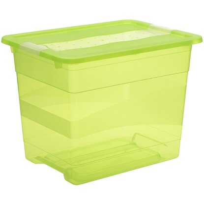 Kristallbox 24 l Fresh Green
