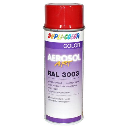 Dupli-Color Lackspray Aerosol-Art RAL 3003 Rubinrot 400 ml