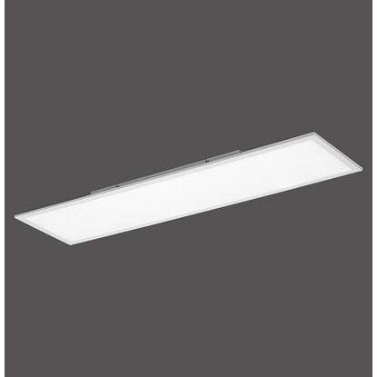 led panel 120x30cm dimmbar lichtfarbe 2700k bis 5000k. Black Bedroom Furniture Sets. Home Design Ideas