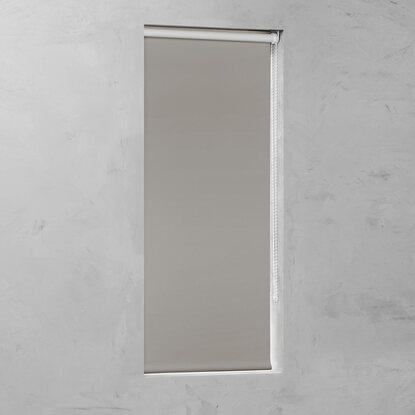rollo verdunklung 25 mm taupe 110 cm x 190 cm kaufen bei obi. Black Bedroom Furniture Sets. Home Design Ideas