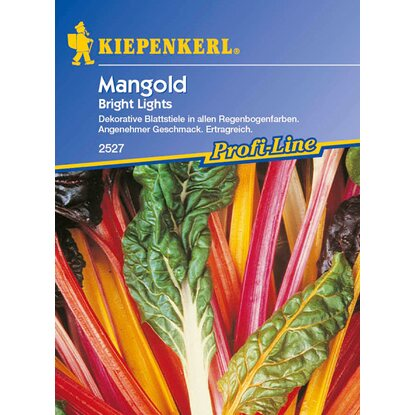 Kiepenkerl Mangold Bunter Mangold Bright Lights