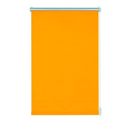 Gardinia EasyFix Rollo Thermo 120 cm x 150 cm Orange