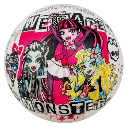 Happy People Kunststoffball Monster High 14 cm