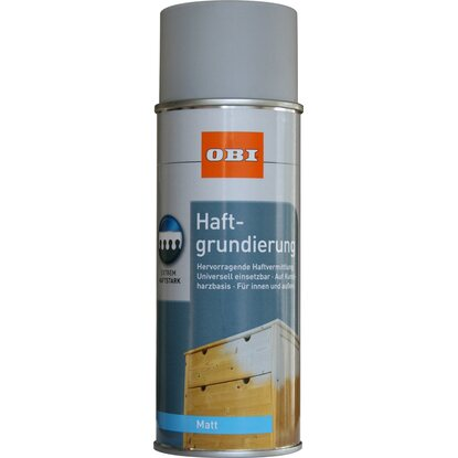 OBI Haftgrundierung Spray Grau matt lh 400 ml