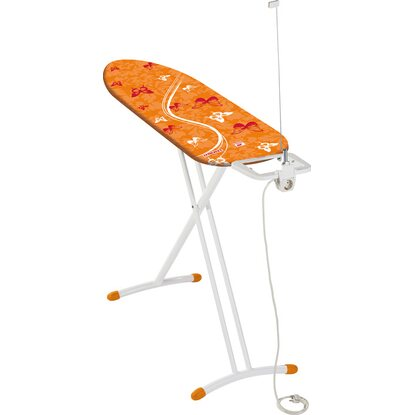 Leifheit Bügeltisch AirBoard M Solid Plus Orange