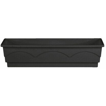emsa blumenkasten lago 100 cm anthra kaufen bei obi. Black Bedroom Furniture Sets. Home Design Ideas