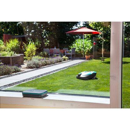 gardena m hroboter smart sileno mit system set kaufen bei obi. Black Bedroom Furniture Sets. Home Design Ideas