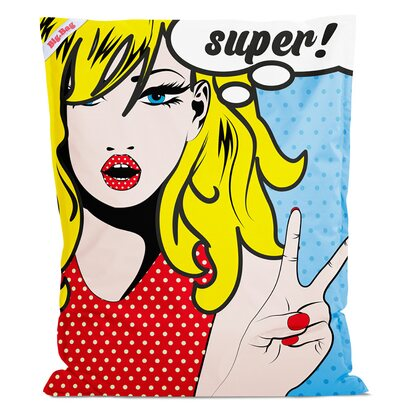 Sitting Point Sitzsack BigBag Pop Art 380 l