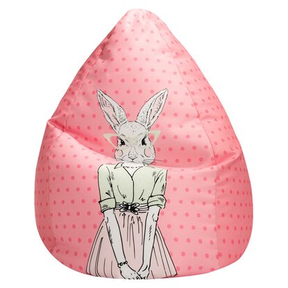 Sitting Point Sitzsack BeanBag Miss Rabbit XL 220 l