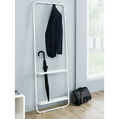 Best of home Garderobe 178 cm x 63 cm x 10 cm Weiß