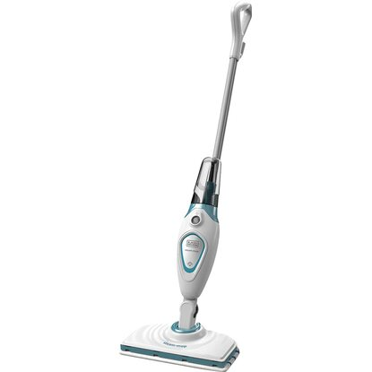 Black+Decker Dampfbesen Steam Mop Basic FSM1605 1.300 W