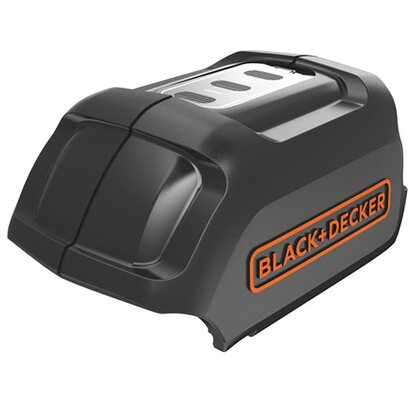 Black+Decker USB-Ladeadapter 18 V BDCU15AN