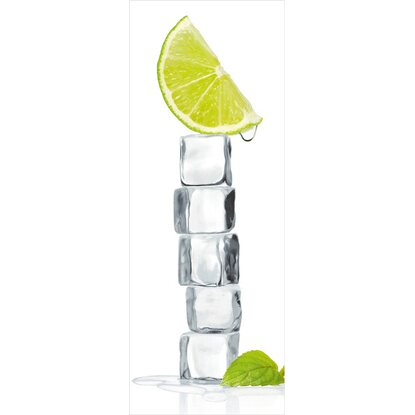Eurographics Deco Glass Citrus Ice Cube 80 cm x 30 cm