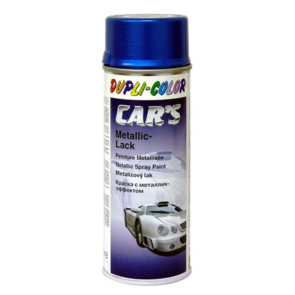 Dupli-Color Lackspray Cars Schwarz Metallic 400 ml