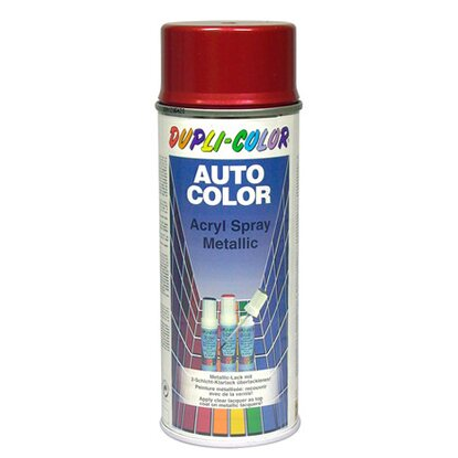 Dupli-Color Lackspray Auto Color 400 ml Rot 5-0160