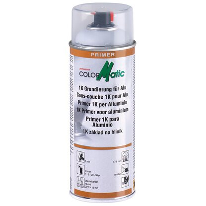 ColorMatic Lackspray 1K Grundierung Alu 400 ml