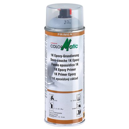 ColorMatic Lackspray 1K Epoxy-Primer Grau 400 ml
